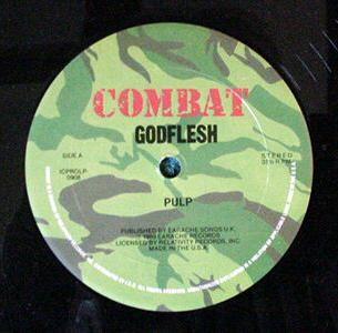 Godflesh - Pulp / Christbait Rising