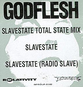Godflesh - Slavestate