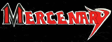Mercenary - Logo