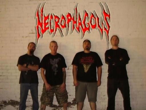 Necrophagous - Photo
