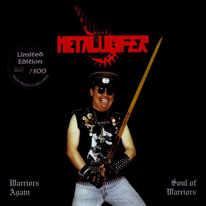 Metalucifer - Warriors Again / Soul of Warriors