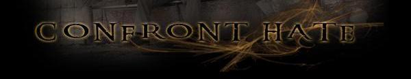 Confront Hate - Logo
