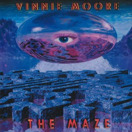 Vinnie Moore - The Maze