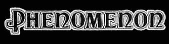 Phenomenon - Logo