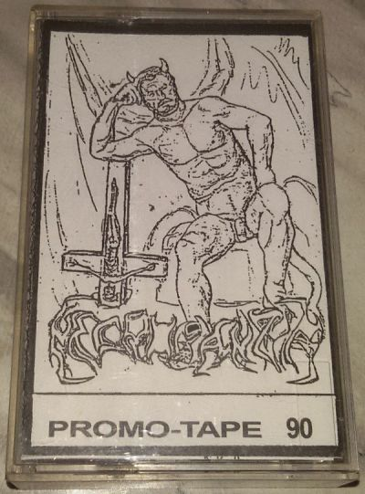 Necromantia - Promo Tape 1990