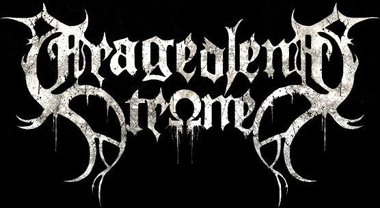 Tragediens Trone - Logo