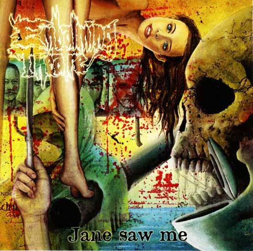 Embalming Theatre - Jane Saw Me