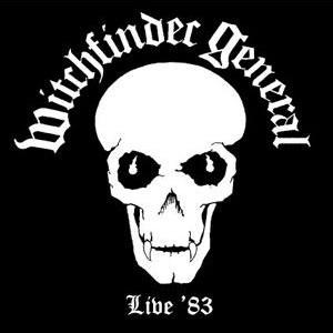 Witchfinder General - Live '83
