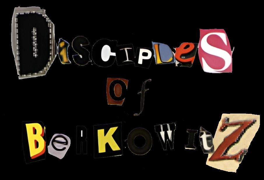 Disciples of Berkowitz - Logo
