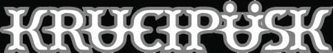 Krucipüsk - Logo