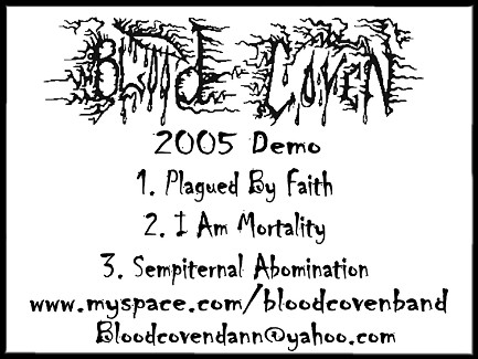 Blood Coven - 2005 Demo