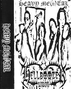 Hellboozer Union - Heavy Me(n)tal