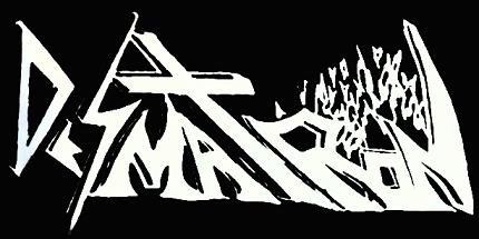 Desmatron - Logo