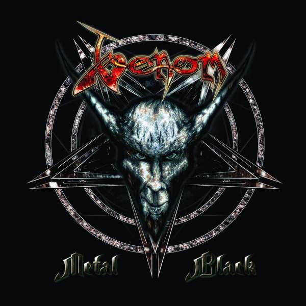 Venom - Metal Black