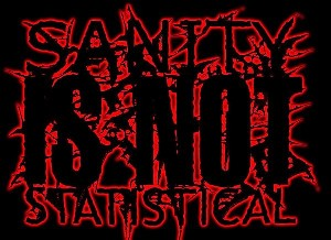 Sanity Is Not Statistical - Logo