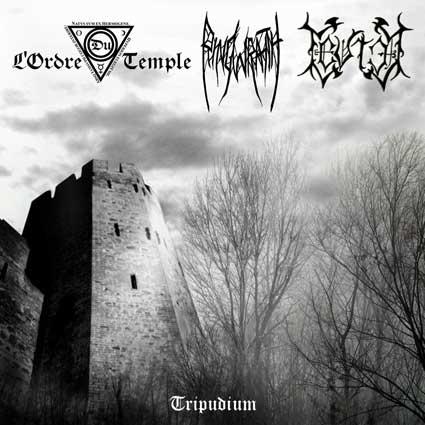 Teuta / L'Ordre du Temple / Ringwraith - Tripudium