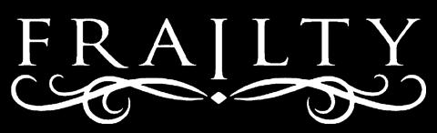 Frailty - Logo