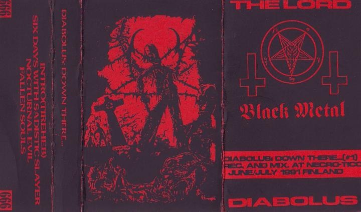 The Lord Diabolus - Down There...