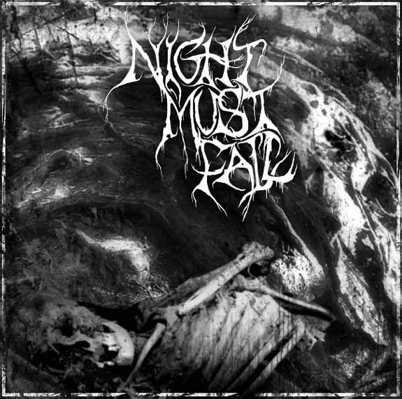 Night Must Fall - Night Must Fall / Funeral of Mankind