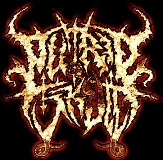 Putrid Skull - Logo