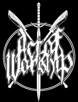 Act of Worship - Logo