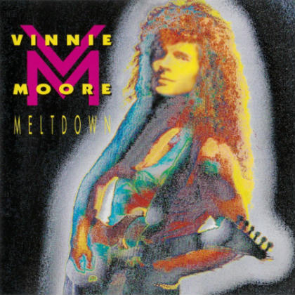 Vinnie Moore - Meltdown