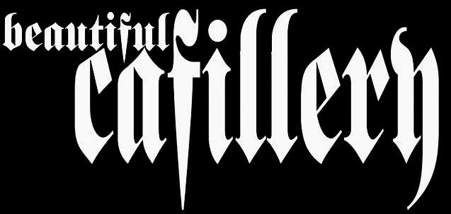 Beautiful Cafillery - Logo