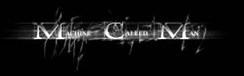 Machine Called Man - Logo