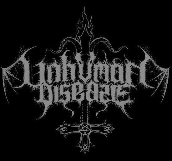 Unhuman Disease - Logo