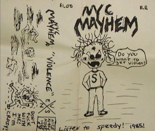 N.Y.C. Mayhem - Violence