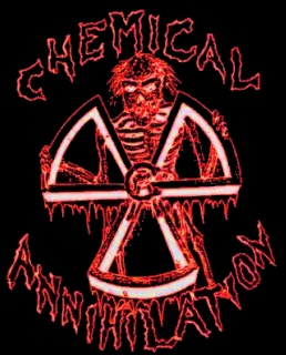 Chemical Annihilation - Logo