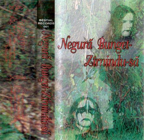 Negură Bunget - Trilogy
