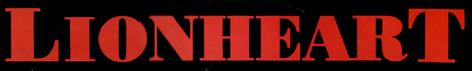 Lionheart - Logo