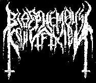 Blasphemous Crucifixion - Logo