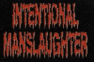 Intentional Manslaughter - Logo