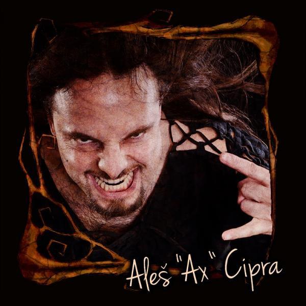 """Aleš """"Ax"""" Cipra"""