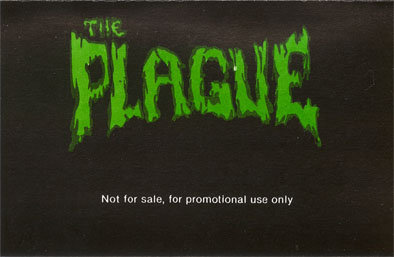 The Plague - For the Faith of Man