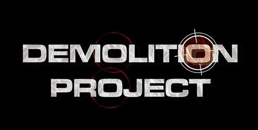 Demolition Project - Logo