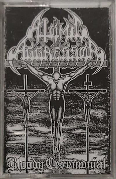 Atomic Aggressor - Bloody Ceremonial
