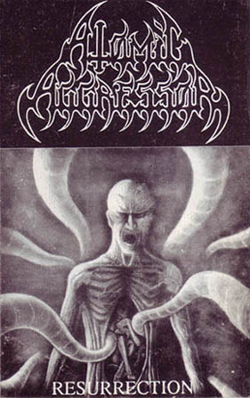 Atomic Aggressor - Resurrection