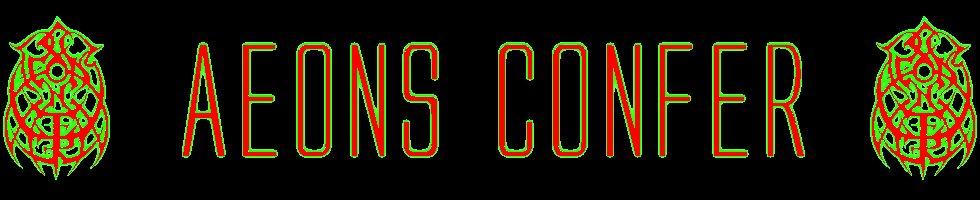 Aeons Confer - Logo