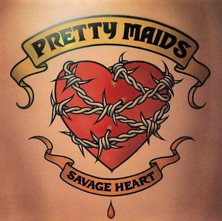 Pretty Maids - Savage Heart