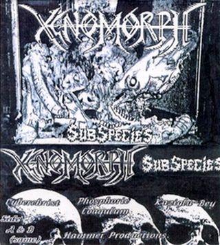 Xenomorph - Subspecies