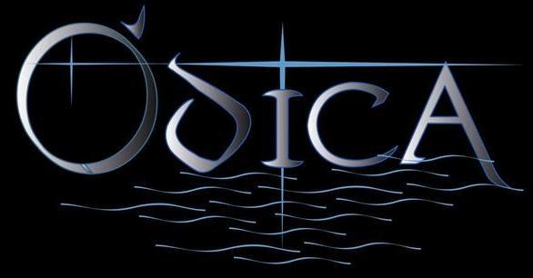Ódica - Logo