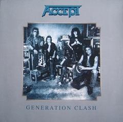 Accept - Generation Clash
