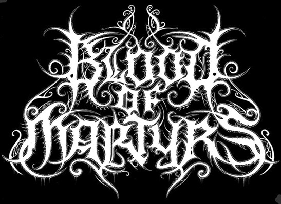 Blood of Martyrs - Logo