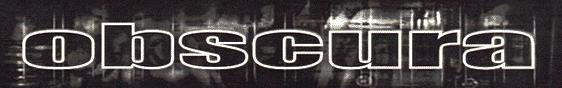 Obscura - Logo