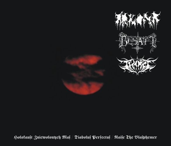 Arkona / Besatt / Thirst - Holokaust zniewolonych mas / Diabolus Perfectus / Raise the Blasphemer