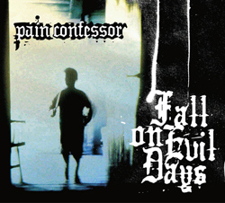 Pain Confessor - Fall on Evil Days