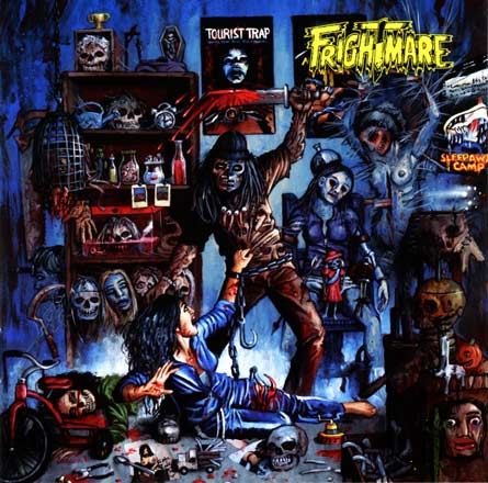 Frightmare - Bringing Back the Bloodshed